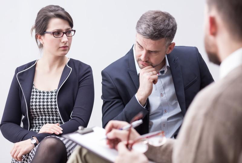 זוג בגירושין מסכמים על סעד זמני